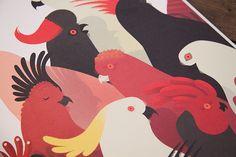 Beautiful Birds — NEW - Emmanuelle Walker