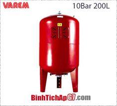Bình tích áp Varem 10 BAR 200L