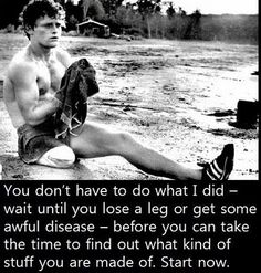 Terry Fox ran 26 miles a day for 143 days straight, for a total of 3339 with one leg before being forced to stop with his second bout with cancer which took him from us. Fox Quotes, I Am Canadian, Teacher Quotes, Birthday Quotes, Good People, Amazing People, My Hero, How To Find Out, How To Memorize Things