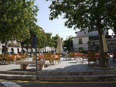 Algaida Town Square Mallorca
