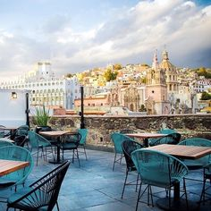 Guanajuato's Edelmira Hotel, Mexico   Pinpanion
