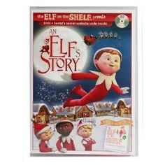 Elf On The Shelf - An Elf's Story on DVD