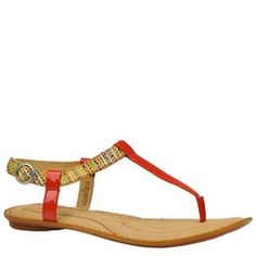 Born Womens Farrah Sandal | shoemall | free shipping!