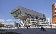 Campus mit Star-Appeal: Wirtschafts Universität Wien