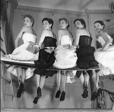1954 Vintage hairstyles