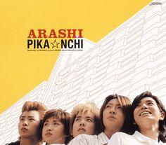 PIKA☆NCHI 初回限定盤 2002年10月17日 You Are My Soul, Ninomiya Kazunari, Music Covers, Japan Art, My Sunshine, Four Square, Idol, Tours, Social Media