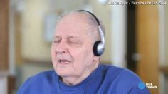 Music can no only soothe an agitated person but reach deep within their minds to unlock hidden emotions. #EndAlz