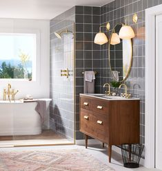 Who is Discussing Modern Farmhouse Master Bathroom Renovation and Why You Need to Be Worried - homeuntold Outdoor Dining Furniture, Entryway Furniture, Bed Furniture, Bathroom Storage, Small Bathroom, Bathroom Cabinets, Plum Bathroom, Bathroom Vintage, Neutral Bathroom