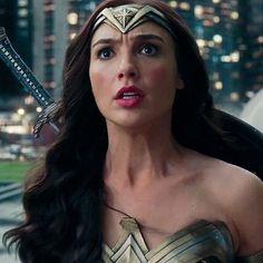 "Gal Gadot as ""Wonder Woman"" Gal Gadot Model, Gal Gardot, Wander Woman, Lady Deadpool, Gal Gadot Wonder Woman, Wonder Woman Cosplay, Actress Jessica, Dc Comics Superheroes, Female Hero"