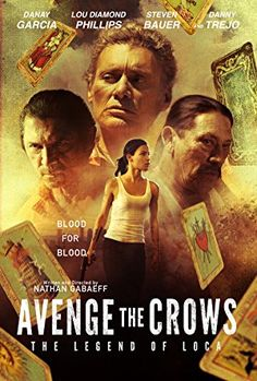 Avenge the Crows 2017 English Watch Full Movie Online for FREE