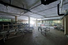Gerhardt Coetzee is an Afrikaans documentary photographer based in Cape Town, South Africa, who explores shifting micro-utopias in South Africa. Kempton Park, Abandoned Hospital, Documentary Photographers, Hospitals, South Africa, Google Search, Places, Outdoor Decor, Photography