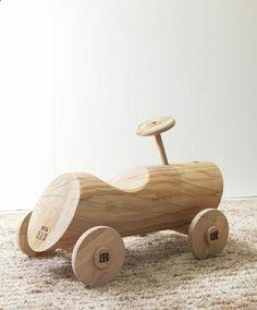 jouet bois véhicule Plus Plus