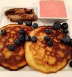 Eureka! Perfect LC Pancakes - Low Carb Friends