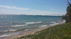 Wolfe Island, ON Island, Beach, Water, Places, Outdoor, Block Island, Water Water, Outdoors, Aqua