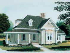 Plan 054H-0088 - Find Unique House Plans, Home Plans and Floor Plans at TheHousePlanShop.com