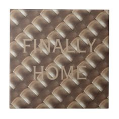 Finally Home, Metallic Look, Ceramic Tile