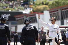 ジェンソン・バトン、Q3進出も最後尾 「グリッドペナルティは痛い」  [F1 / Formula 1]