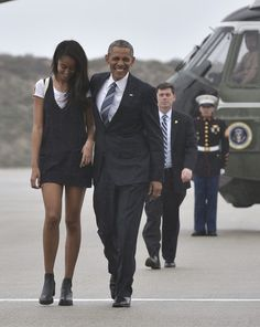 Malia Obama Photos Photos - Zimbio