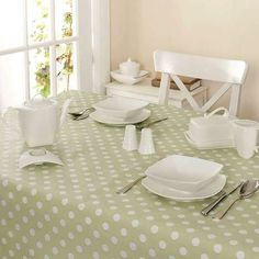 Wide range of Outdoor Dining available to buy today at Dunelm, the UK's largest homewares and soft furnishings store. Green Tablecloth, Plastic Tablecloth, Small Window Curtains, Oak Dining Room, Food Storage Boxes, Wood Headboard, Grey Oak, Gray Bedroom, Seat Pads