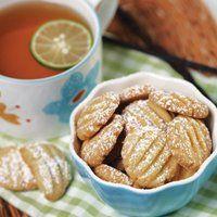 Pontianak Orange Cookies