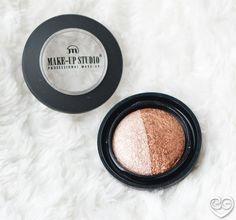 Make-up Studio Eyeshadow Lumière Duo Bronzing Champagne