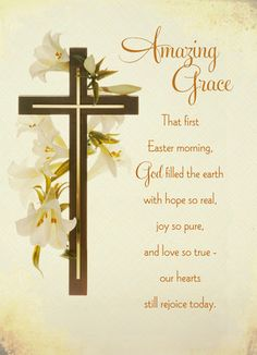 Easter Greetings, Messages and Religious Easter Wishes – Easyday - Easter Greetings, Messages and Religious Easter Wishes! - Easter wishes Easter Poems, Easter Prayers, Easter Verses, Easter Scriptures, Easter Speeches, Easter Cards Religious, Easter Cross, Amazing Grace, Vintage