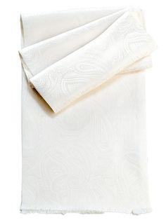Mens Ascot Ties & Neck Cravats - Made Using Silk in Italy Ascot Ties, Gentleman's Wardrobe, Cravat, Lightweight Scarf, White Silk, Keep Warm, Scarf Styles, Classic Looks, Opera