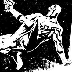 Blue Beetle by Ronald Salas Dc Heroes, Comic Book Heroes, Comic Books, Blue Beetle, Golden Age, Comic Art, Marvel Comics, Deviantart, Superhero