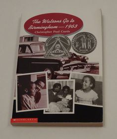 The Watsons Go to Birmingham - 1963 by Christopher Paul Curtis (1998, Paperback)