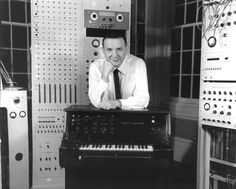 The enduring popularity of Raymond Scott's electronic oddity Soothing Sounds for Baby
