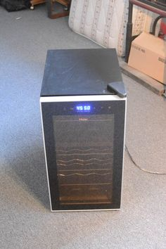 Haier Wine Chiller - #2 http://www.ctonlineauctions.com/detail.asp?id=240384