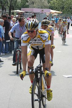 Edvald Boasson Hagen returns from the warm up by PJ's Photo's, via Flickr