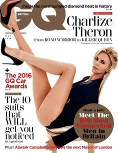 Charlize Theron Charlize Theron, Gary Oldman, Prettiest Actresses, Beautiful Actresses, Beautiful Celebrities, Jennifer Aniston, Salma Hayek, Fury Road, Gq Magazine Covers