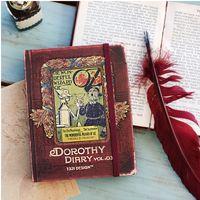 Antique Dorothy Diary Scheduler Vol. 3
