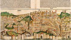 Risultati immagini per ansicht von rom, 1493 postkarte