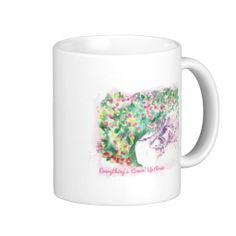 Everything's Coming Up Rosie mug