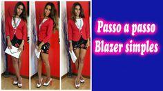 Passo a passo Plazer simples 1 ano do blog Coisas de Jessika por janaina...