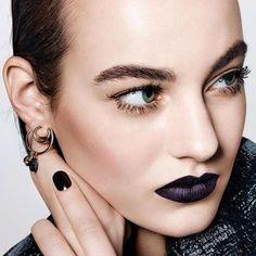 Ro&Ro Beauty Blog: Beauty Trend: Dark Lips