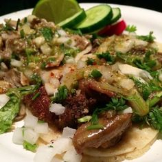 Chase down the El Chato Taco Truck in Los Angeles with your scooter and order the All Meat al Pastor and Lengua burrito. Late-night Mexican food done right.