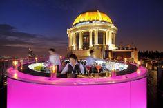 Sky Bar Bangkok, Rooftop Bar Bangkok, Best Rooftop Bars, Rooftop Restaurant, Thailand Adventure, Thailand Travel, Asia Travel, Lonely Planet, Viajes