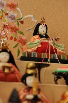 Hina doll, Japan Hina Dolls, Kokeshi Dolls, Art Dolls, Japanese Colors, Japanese Things, Hina Matsuri, Heian Period, Asian Doll, Japanese Doll