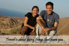 """Worlds Biggest Travel Bloggers Tell All – What Travel Means to Me @Margaret Lindeman   """"All of these men and women have been a huge inspiration to me, and to many other travelers and bloggers around the world.  When Michael and I were planning our new travel life, it was these travel bloggers that unknowingly encouraged me to pursue my dreams of perpetual travel.  They gave me the courage, inspiration and knowledge to turn my dream into a reality."""""""