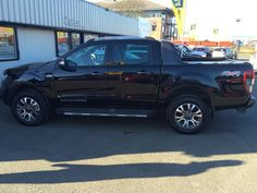 The Ford Ranger #pickupleasing deal | One of the many cars and vans available to lease from www.vanlease.uk.com