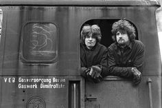 East German your mother rode a train into the night.... lolololo