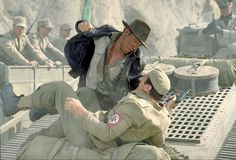 indiana jones and the last crusade Fuck Nazism