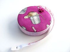 Mauve Magenta Magic by Faye on Etsy