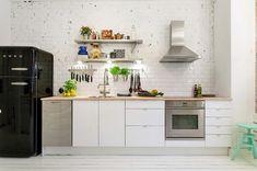 Smeg '50 style fridge