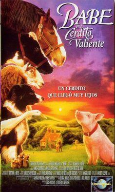 Babe, el cerdito valiente  : directed by Chris Noonan: http://kmelot.biblioteca.udc.es/record=b1576809~S1*gag