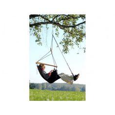 Κάθισμα Κούνια Swinger black Amazonas