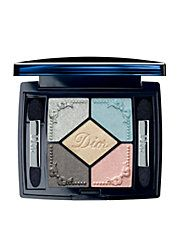 Create a halo of color around the eye. #Dior #eyeshadow #pastels #beauty #makeup #cosmetics